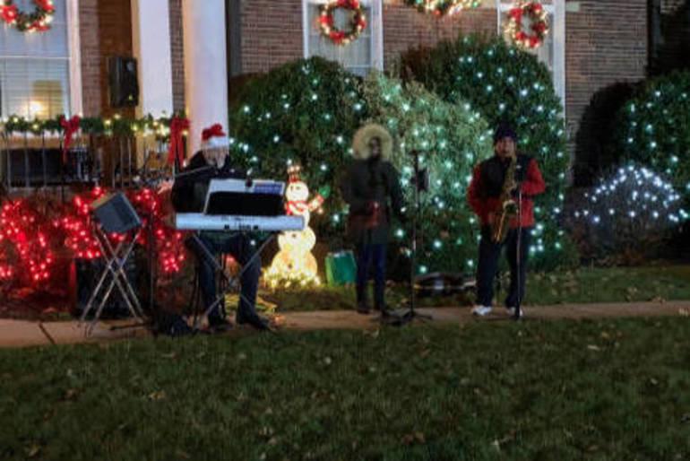 Holiday Celebration Lights Up Springfield