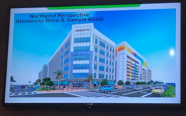 Cornerstone Project Passed Major Step in Coral Springs