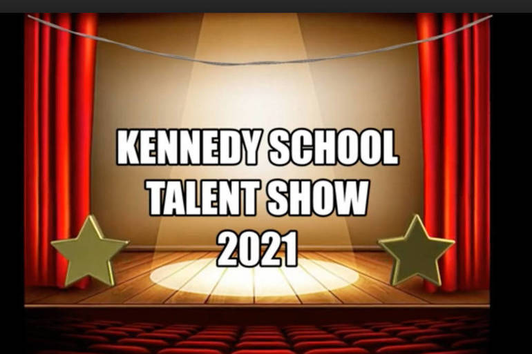 Kennedy Elementary Students Display Confidence, Talents in Virtual Show