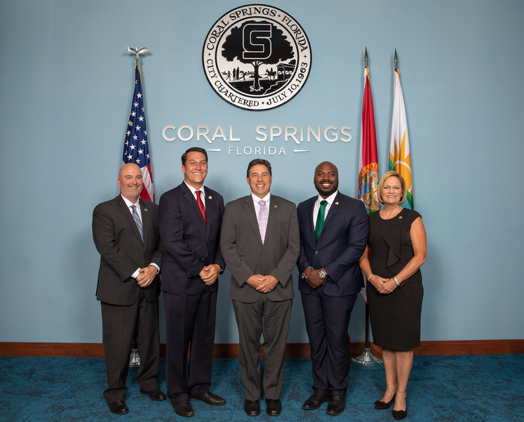 March Message from Coral Springs City Commission