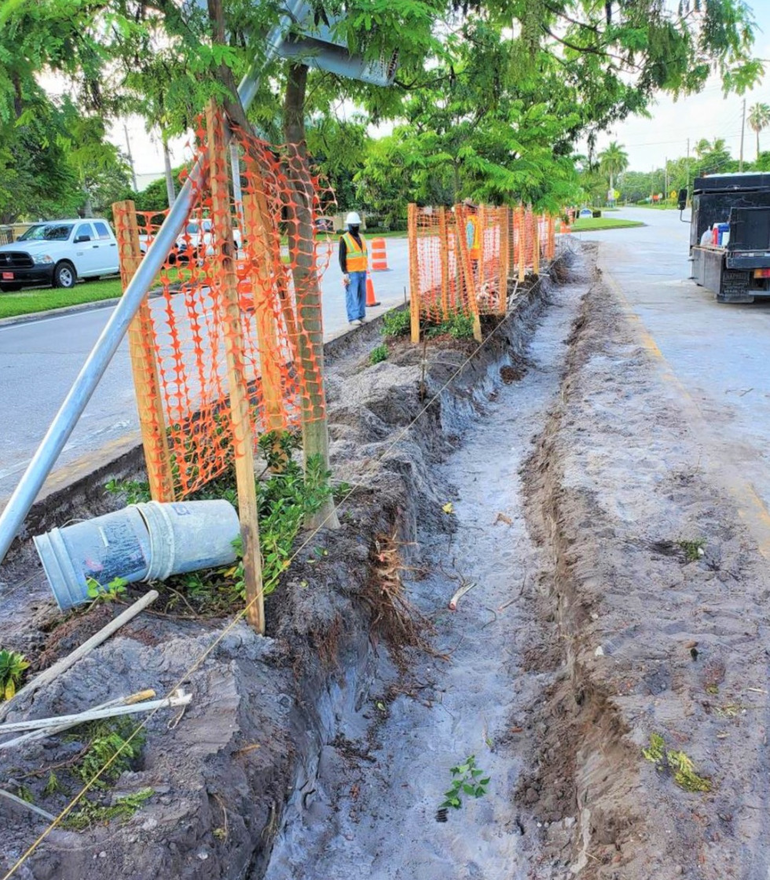 Latest On Road Widening Project On East Side of Coral Springs