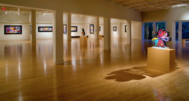 Coral Springs Museum of Art Gallery Set To Open on Oct. 10