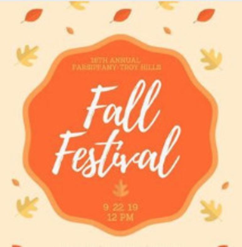 Parsippany Fall Festival