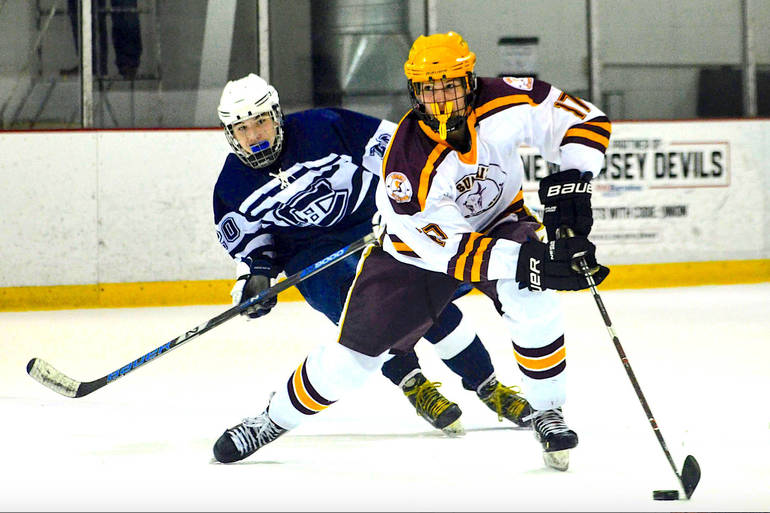 River Road Rivalry Reprise: Summit H.S. Boys Hockey Defeats Chatham, 5-1