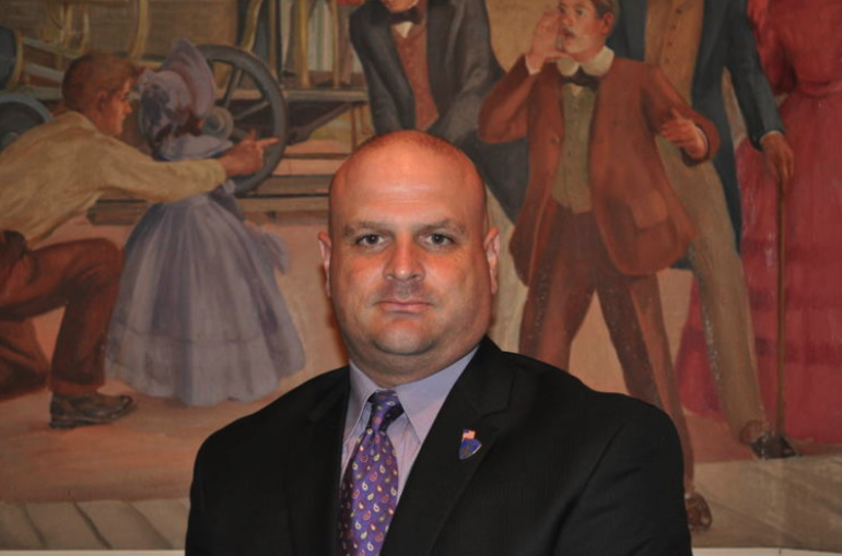 Police Chief Christopher Battiloro