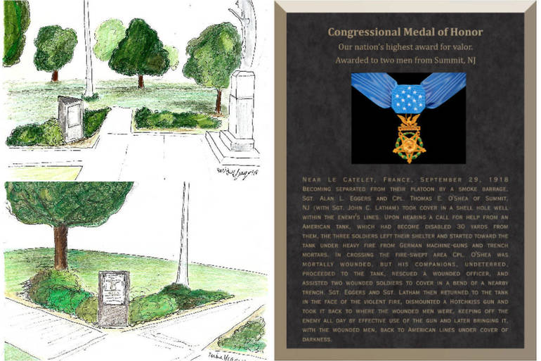 Monumental Decision: Summit Council Approves Medal of Honor Memorial