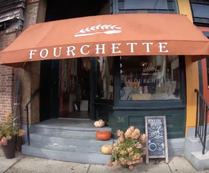 Fourchette on Main Street in Clinton, NJ