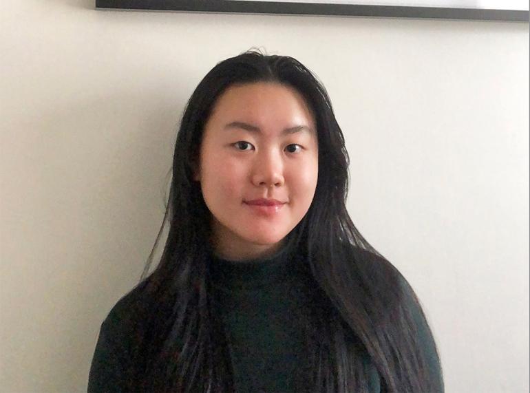Livingston High School Senior Erin Zhu Nominated for Emerging Artists Award