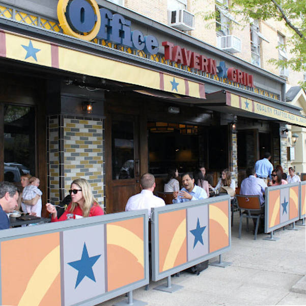 Summit's Office Tavern Grill Temporarily Closes Due to Staff COVID-19 Positives