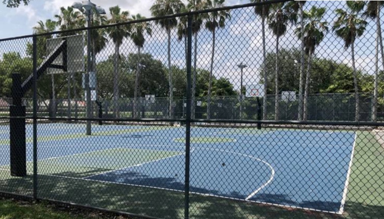 New Basketball Courts Could Be Coming Back to Cypress Park in Coral Springs