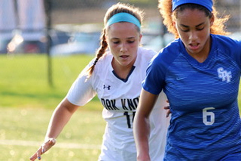 Scotch Plains-Fanwood senior Corinne Lyght (6)