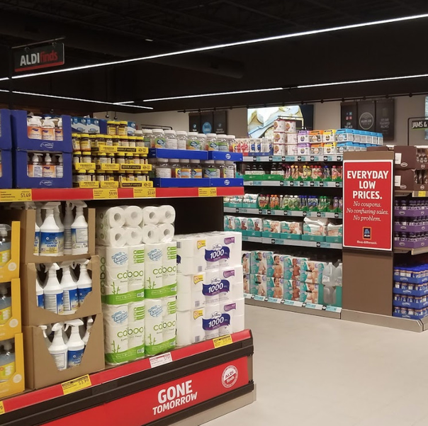 New ALDI Officially Opens in South Brunswick