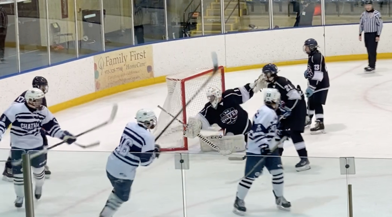 Doyle Curry, Declan Curry, Lupi Answer Early Wakeup Call as Chatham Ice Hockey Scores 6-2 Season-Opening AM Win vs. Kinnelon