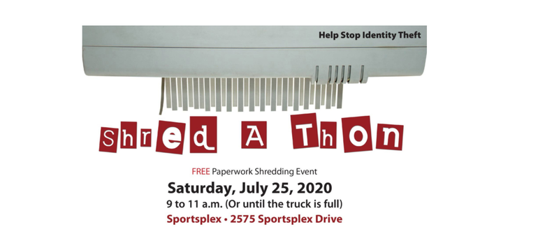 "Coral Springs Plans ""Shred-A-Thon"" on July 25 For City Residents"