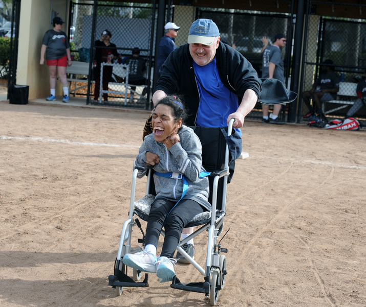 Challenger Baseball League: Gives Special Needs Kids Chance To Shine