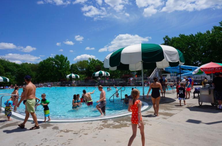 Westfield Memorial Pool Membership Fees