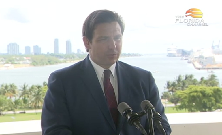 Gov. DeSantis: Broward County Allowed To Move Into Phase 2 Reopening