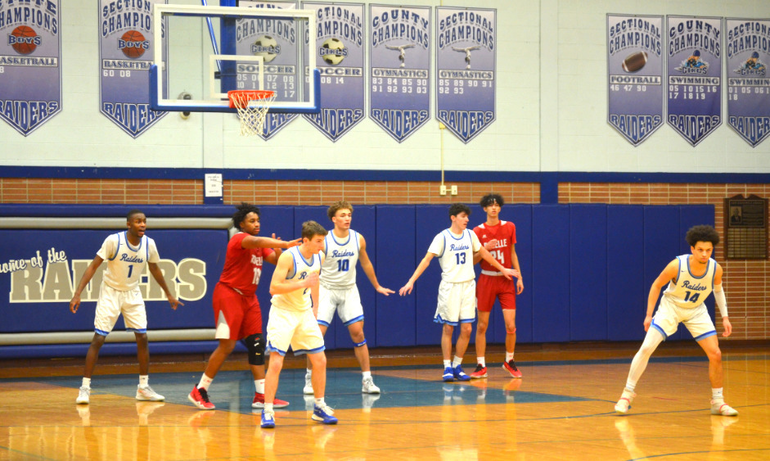 Scotch Plains-Fanwood plays defense in the fourth quarter..png