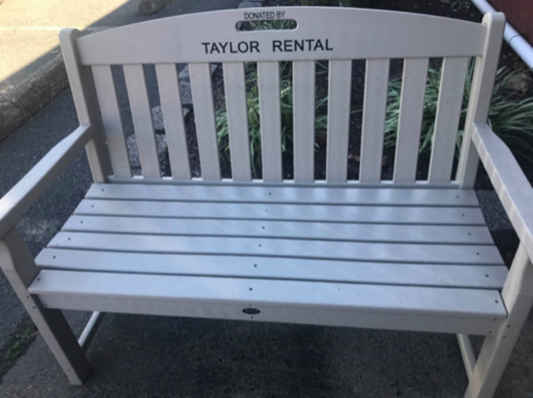 Berkeley Heights Earns 17 Trex® Benches from Thin-Film Plastics Collection;  Collection Resumes Again