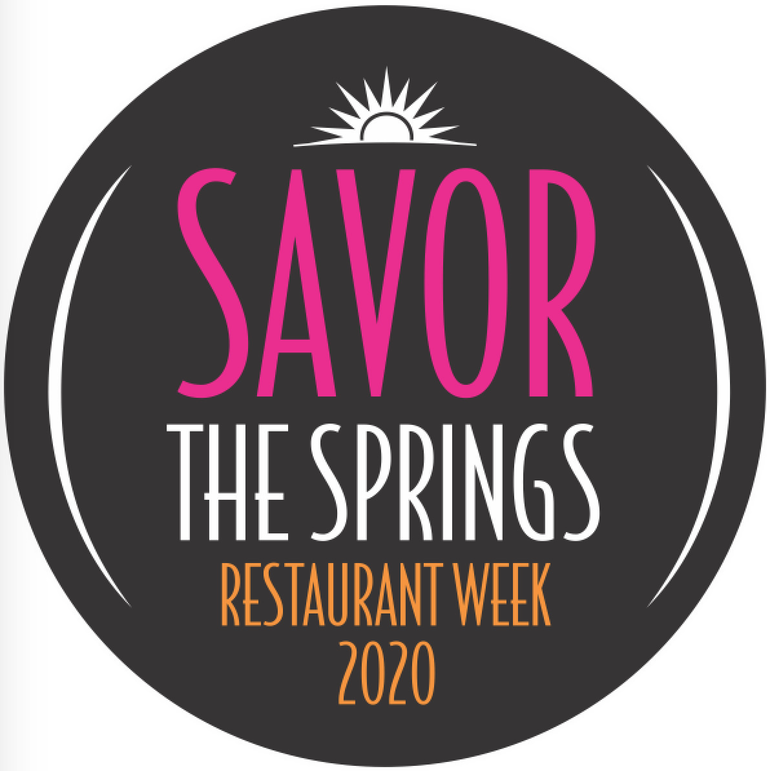 """MakeATeeOnline To Print Stickers With Logo Of """"Savor the Springs 2020"""" Event In Coral Springs"""