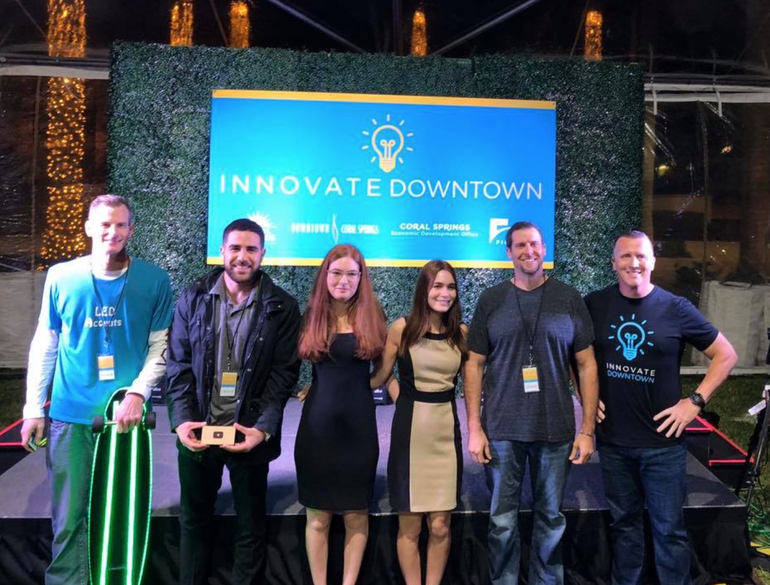Coral Springs Announces Winners of Innovate Downtown 2020
