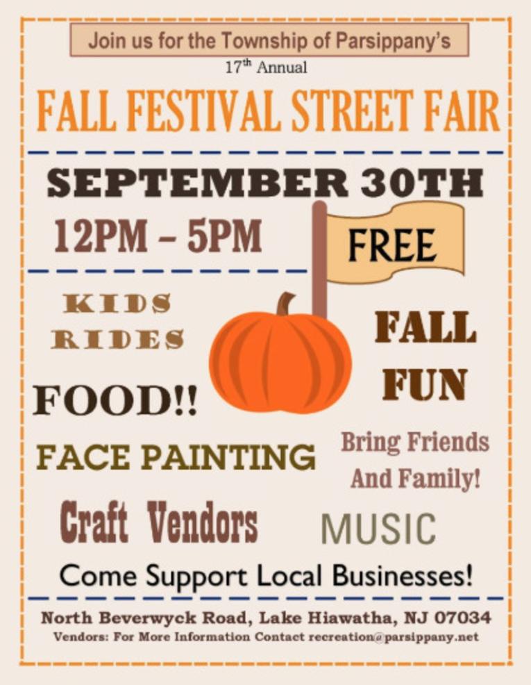 Parsippany Fall Fest
