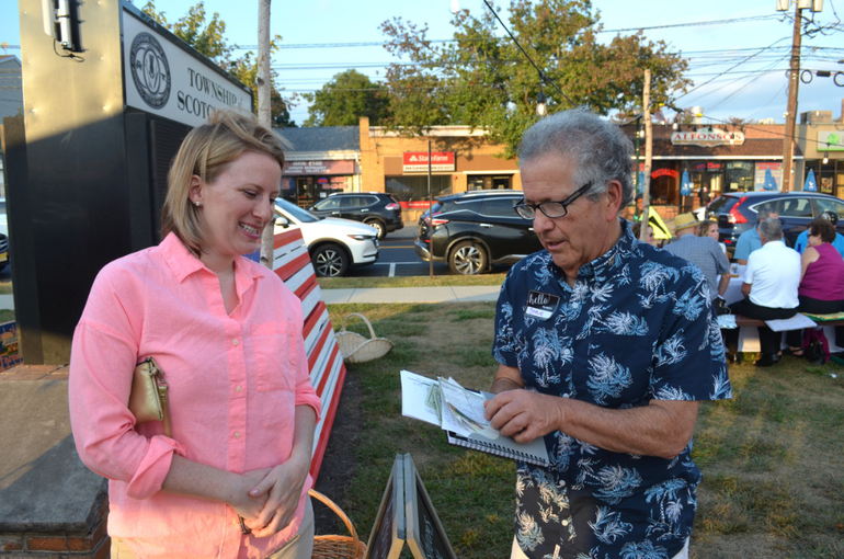 Scotch Plains Councilwoman Elizabeth Stamler and Steve Goldberg.png