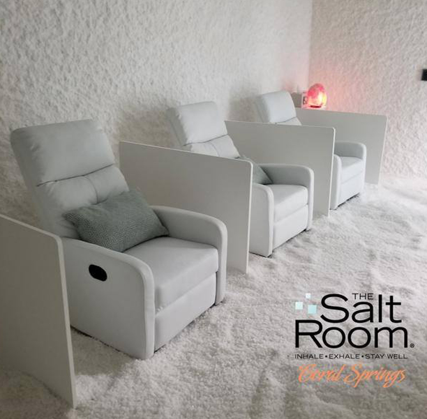 Salt Room Coral Springs Offers Drug-Free Treatment To Help You Feel Better