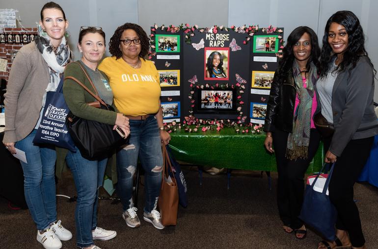 Broward Education Foundation Hosted 23rd Annual Innovative Teacher IDEA EXPO