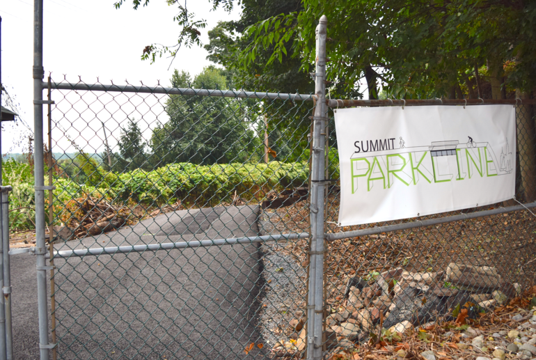 Summit Council Authorizes Developing 'Agreement of Understanding' with Park Line Foundation