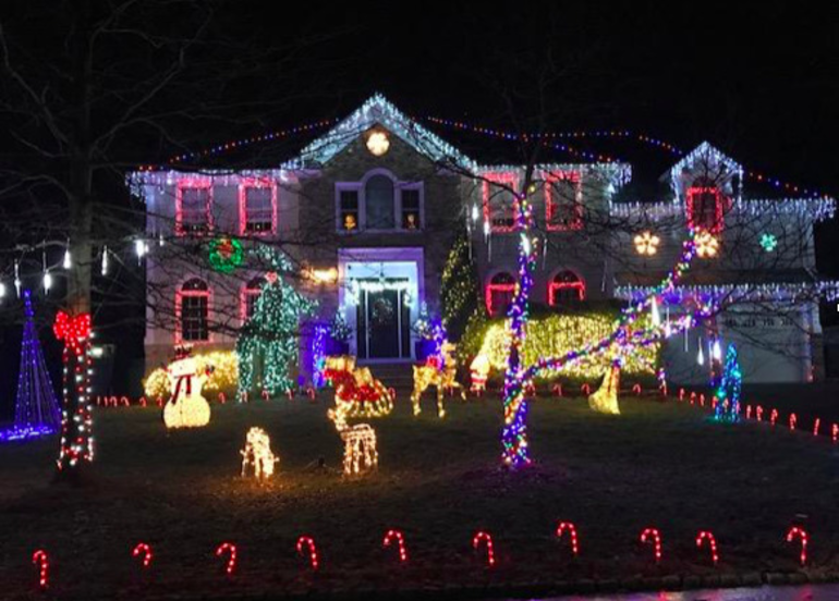 Berkeley Heights Business & Civic Captures Holiday Decoration Craze with 4th Annual Contest