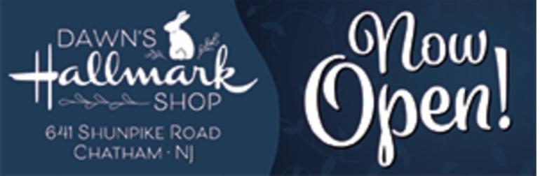 Pop-UP Shop At Dawn's Hallmark Store