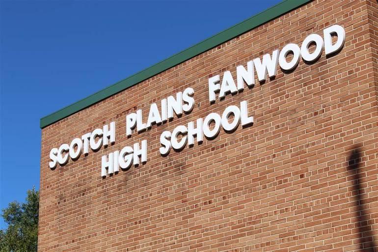 Scotch Plains-Fanwood High School Name on Building.jpg