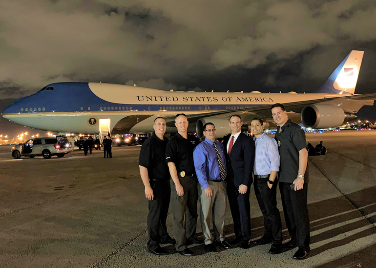 Coral Springs Police Department: Economic Crimes Unit Wins 2019 Operational Unit of the Year