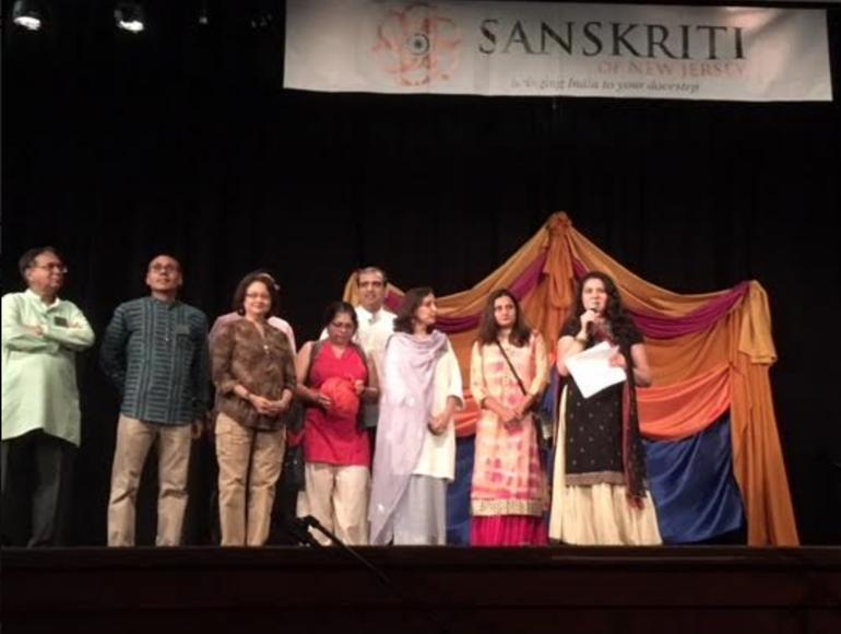 2018 India Fest Packs the Halls of Livingston High School