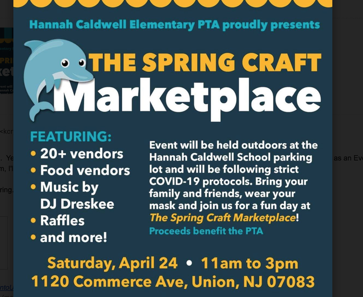 List of Vendors Grows for Hannah Caldwell's Spring Craft Marketplace this Weekend