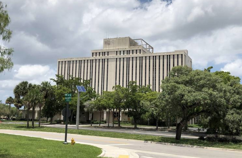 Demolition of Coral Springs Tower To Be A 10-Week Process
