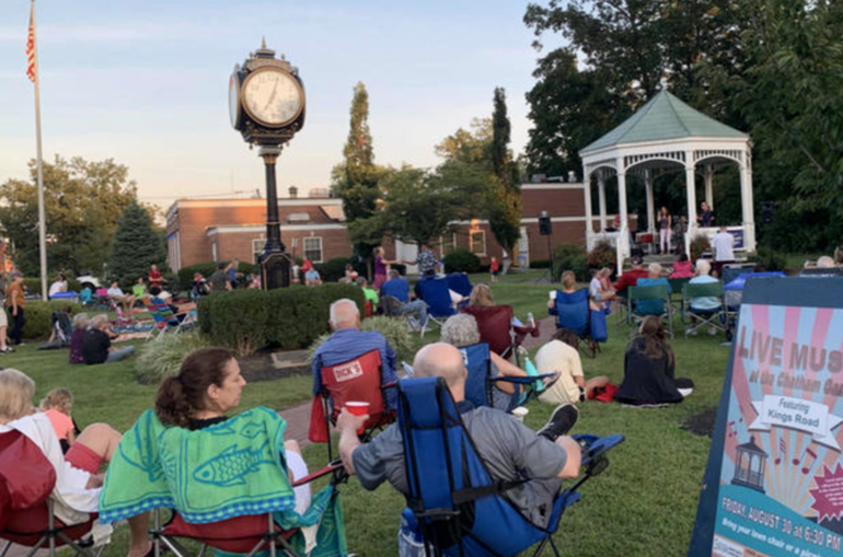 Borough of Chatham Council Votes to Keep Marijuana Smoke Away from Summer Concert Series Set for Thursdays Starting July 22