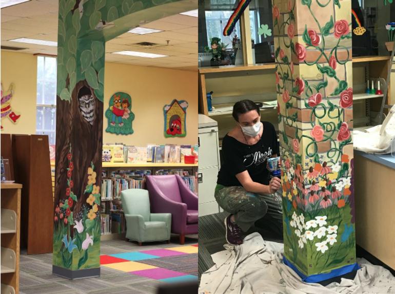 westfield library children's department
