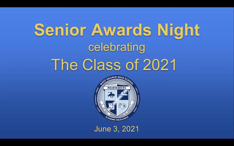 West Orange Scholarship Fund Distributes Record $136,650 During Senior Awards Night