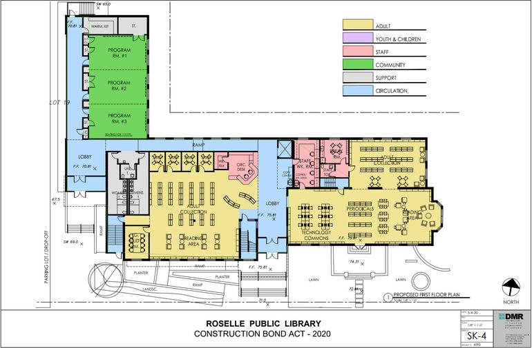 Library Renovation Plans 2