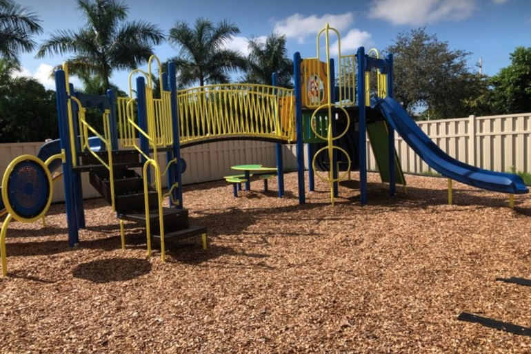 Second Playground in Coral Springs Opened For Marjory Stoneman Douglas Tragedy Victim