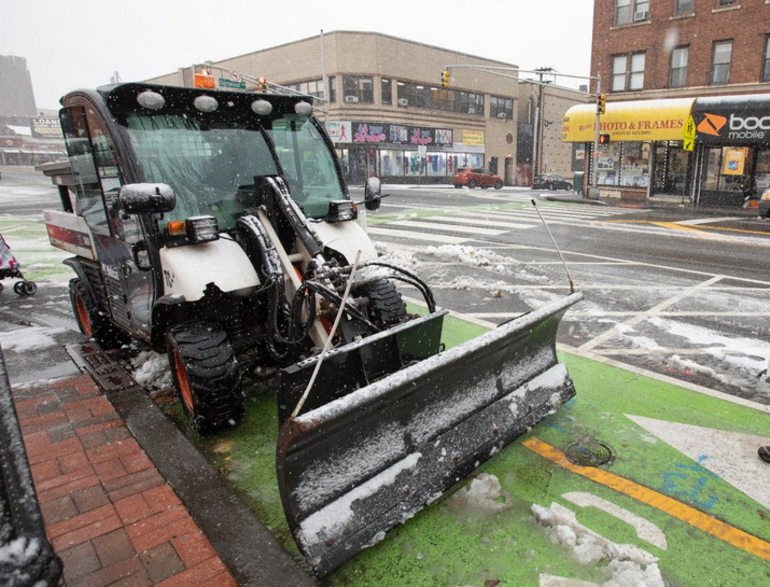 Hoboken & Jersey City Street Cleaning Suspended Tuesday Ahead of Winter Weather