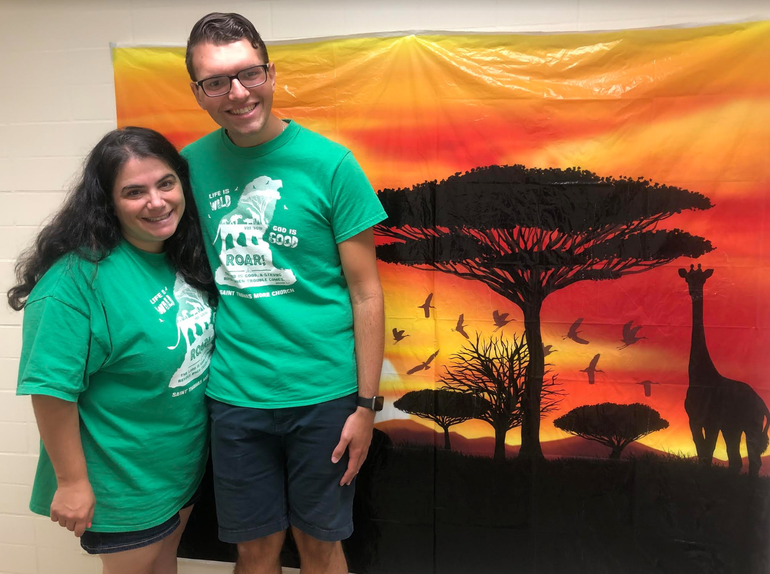 Nearly 100 in Fairfield Participate in 2019 Vacation Bible School at