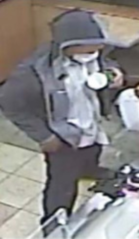 Have you Seen This Man? Hamilton Police Seek Suspect in Subway Robbery
