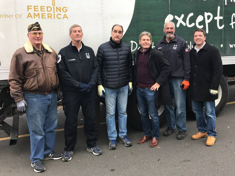 Compassion Takes Flight as Summit's Frozen Turkey Drive Has Big Day