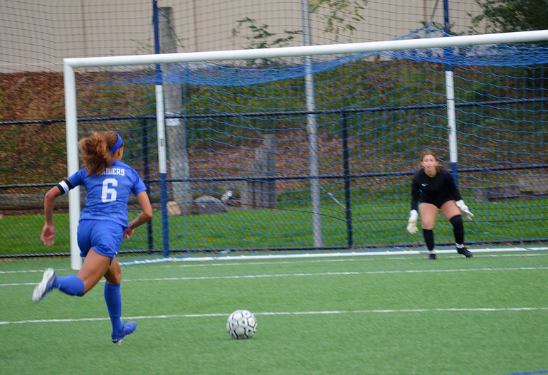 Scotch Plains-Fanwood's Corinne Lyght on the attack.png