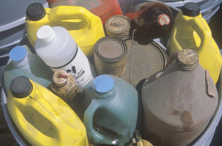 This Weekend: Get Rid of Household Hazardous Waste in Coral Springs