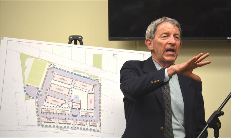 Scotch Plains Planning Board meeting - Art Bernard.png