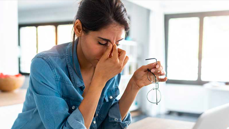 Combat Stress at Total Health